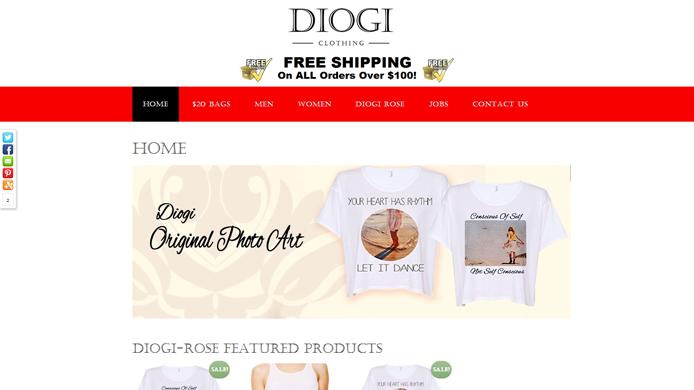 Woocommerce website design custom