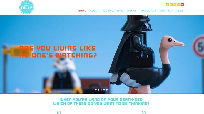 Wordpress Neutrino Theme Customization