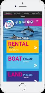 affordable mobile website