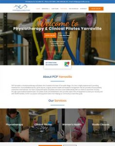 Physiotherapy-medilcal-website